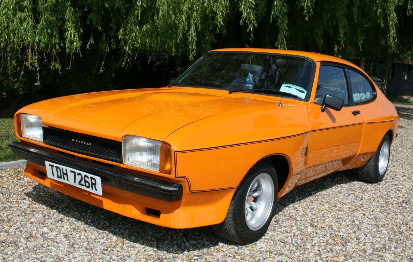 Looking for a ford capri 3.0 s, x pack. ? This one is on eBay ...