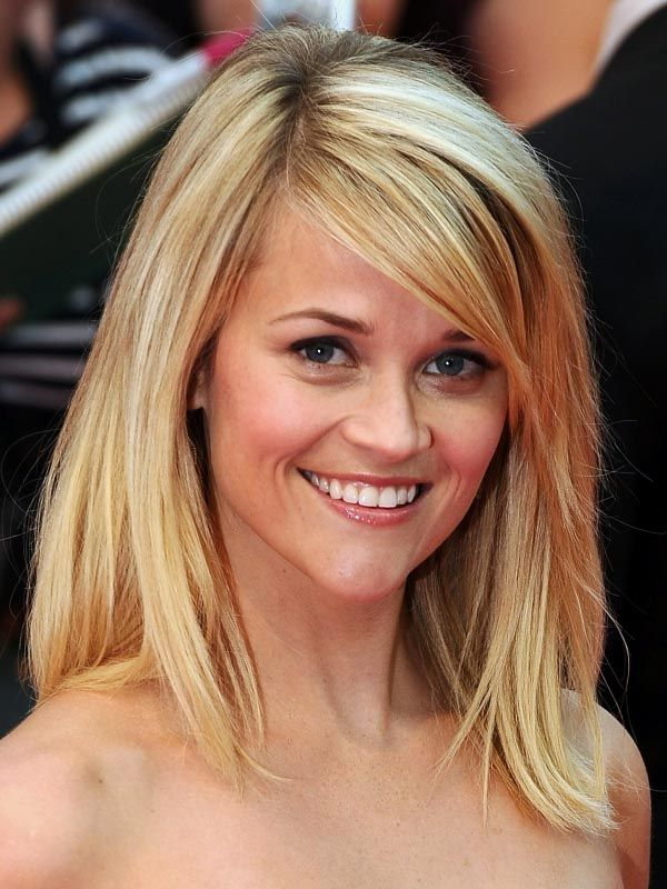 Medium Length Haircuts For Oval Faces : Long hairstyles for round face shape haircuts information hair