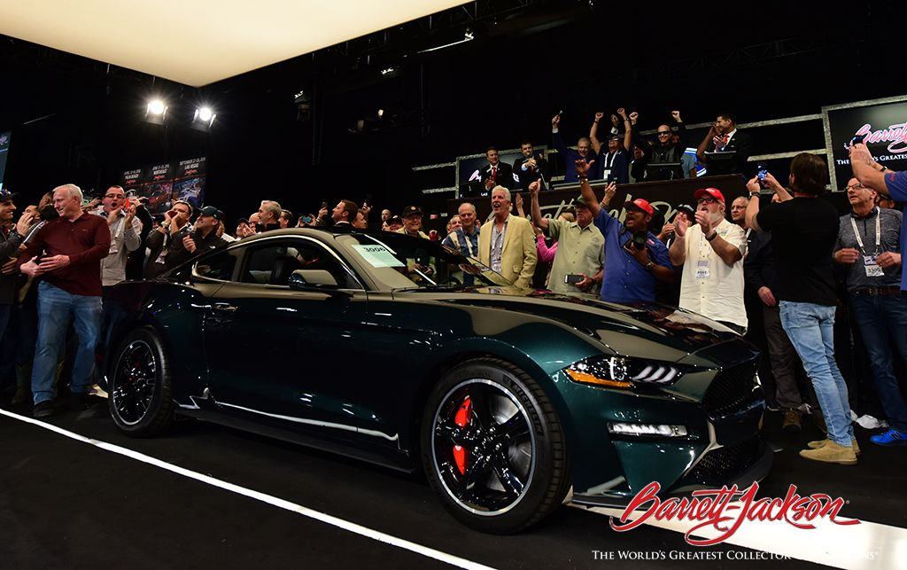 Classic Car Sales Scottsdale Auction Day Seven Highlights- Barrett ...
