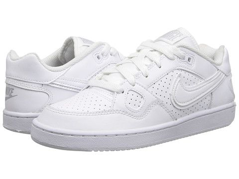 Nike son of force white wolf grey white at 6pm.com