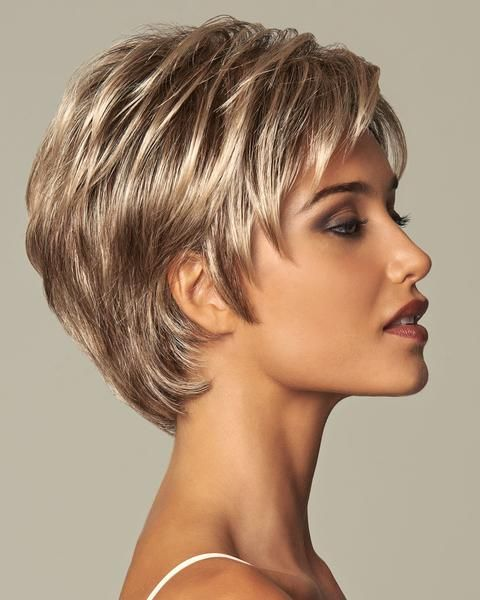how to style layered hair with side bangs the all layers of this shag can be worn brushed 9360