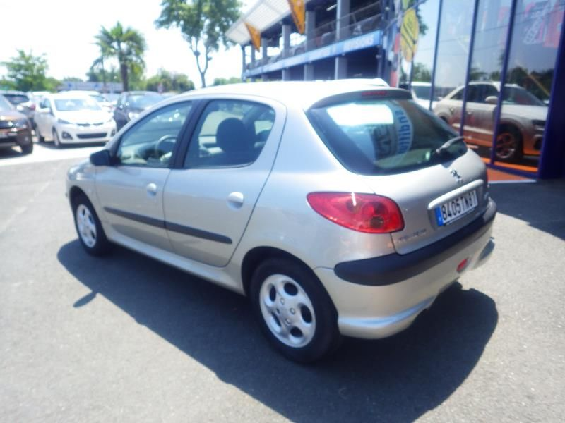 detail annonce PEUGEOT 206 2.0 HDI 90 X LINE CLIM | Cars ...
