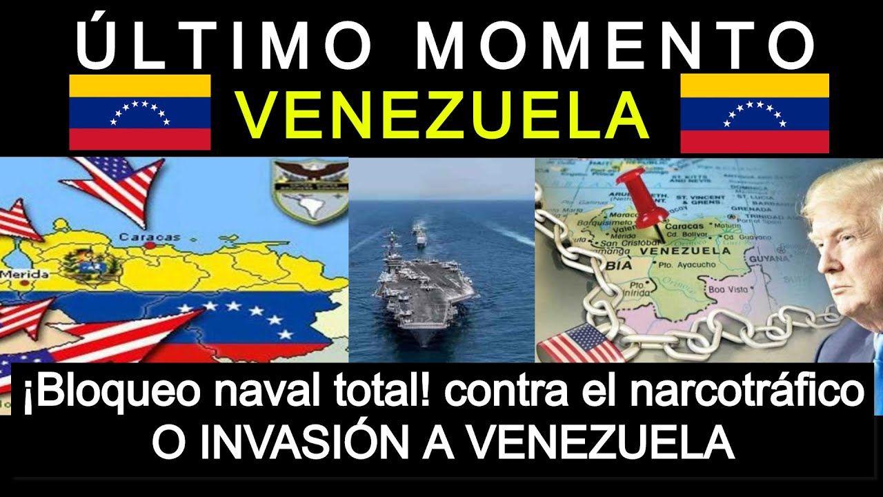 Noticias Venezuela El Verdadero Objetivo Operación De Eeuu Contra El Nar Venezuela Narcotrafico Estado Democratico