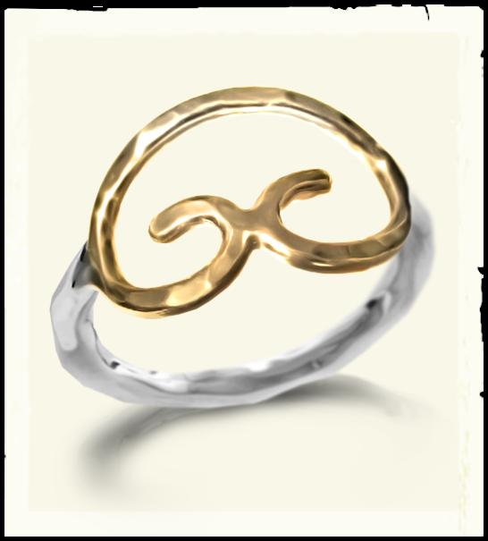 The St John Petroglyph Ring In Love St John Usvi Pinterest