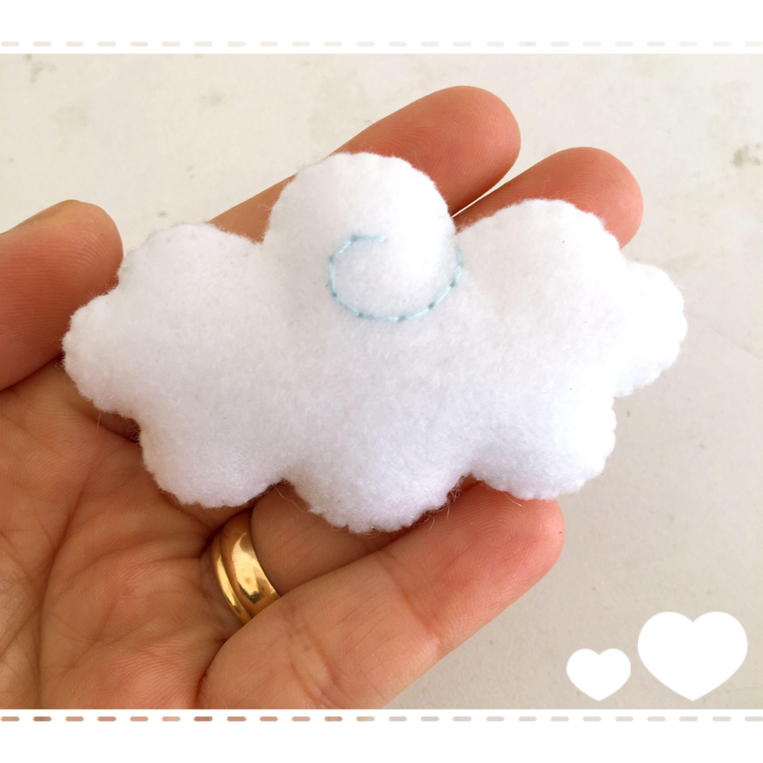 Nuvem feltro