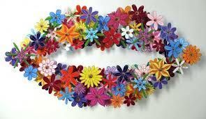 Excellent Free Clay Crafts for adults Concepts  Colorful Wall Decorations and Po…
