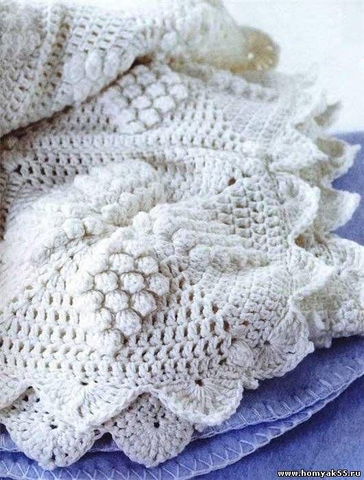 одеяло в викторианском стиле | Пледы | Pinterest