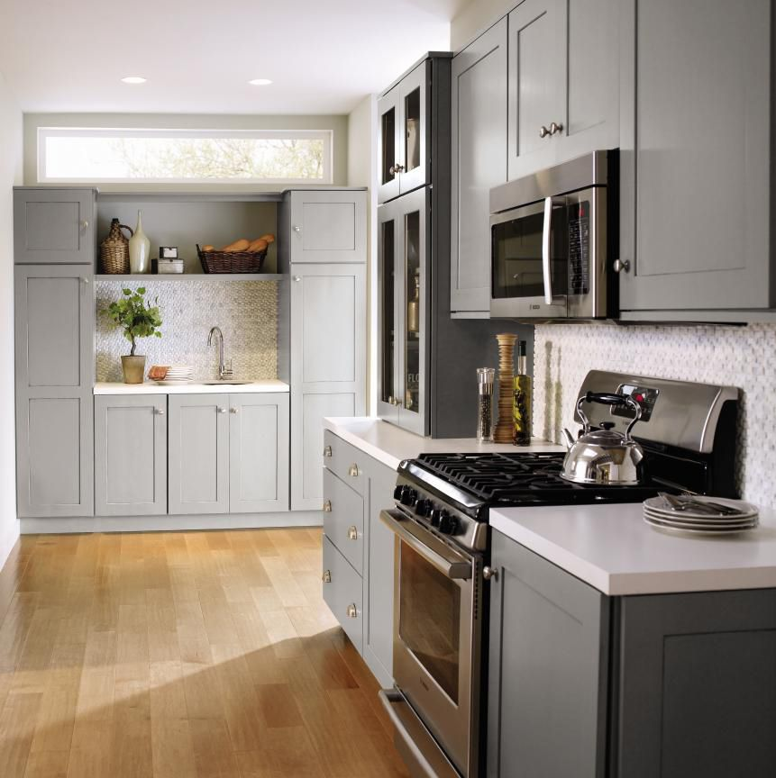 New Look Kitchen And Bath: Kemper's New Finish Color, Juniper Berry Responds To The