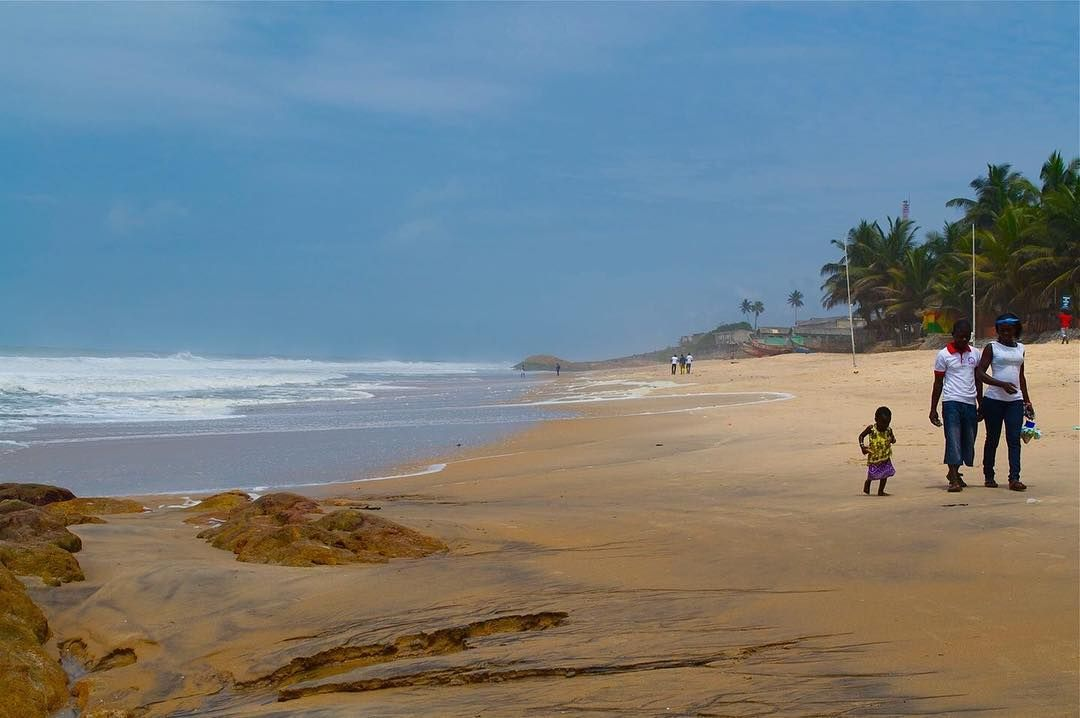 Cape Coast Ghana; breathtaking beauty in peaceful solitude. http://nanayawdesigns.com/