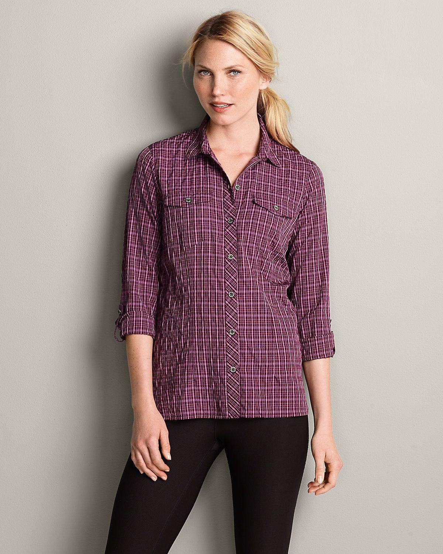 Adventurer® Convertible Shirt Eddie Bauer Convertible