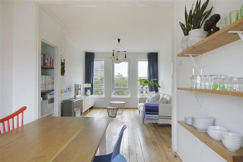 Gezellig Zonnig Balkon : Te koop: van coehoornplein 50 s hertogenbosch hoekstra en van