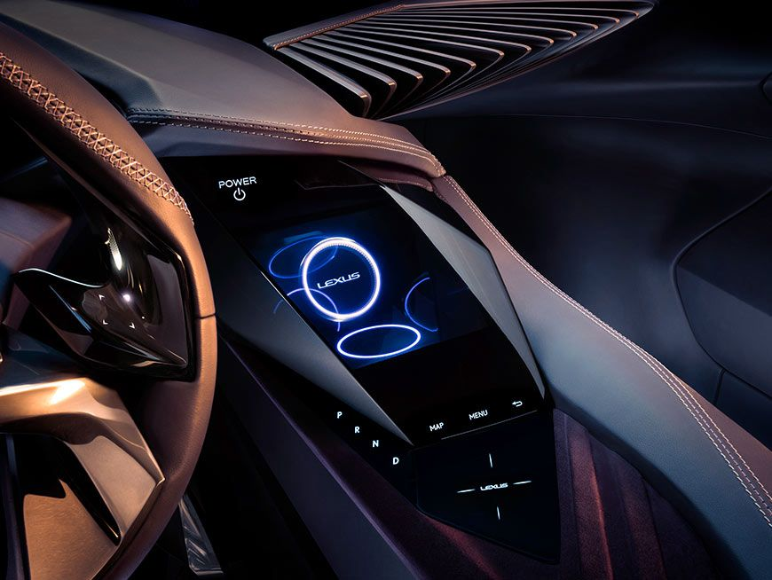 Inside Out And Deconstructed The Lexus Ux Concept Revealed The 2016 Paris Motor Show More Here Lexus Models Lexus Luxury Car Brands