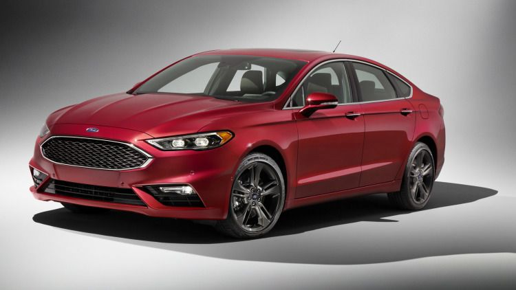 Enter For A Chance To Win A 2017 Ford Fusion At This Year S