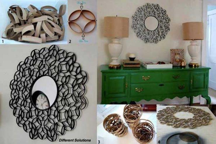 14 idées simples et peu coûteuses pour rendre votre interieur.