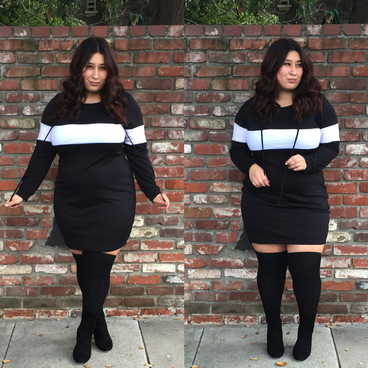 Plus Size Valentine's Day Outfit Movie Date 2 | FTF + Offical Blog ...