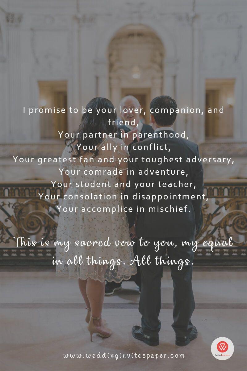1561017291686095.jpg Traditional wedding vows, Wedding