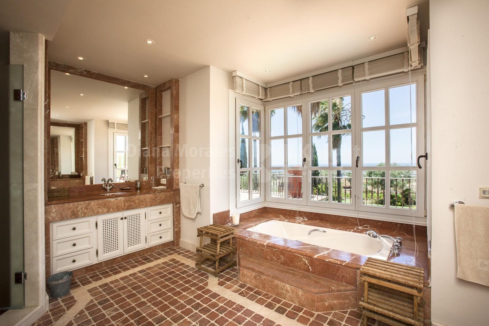 Magnificent Villa - Villa, Marbella Hill Club, Marbella Golden Mile