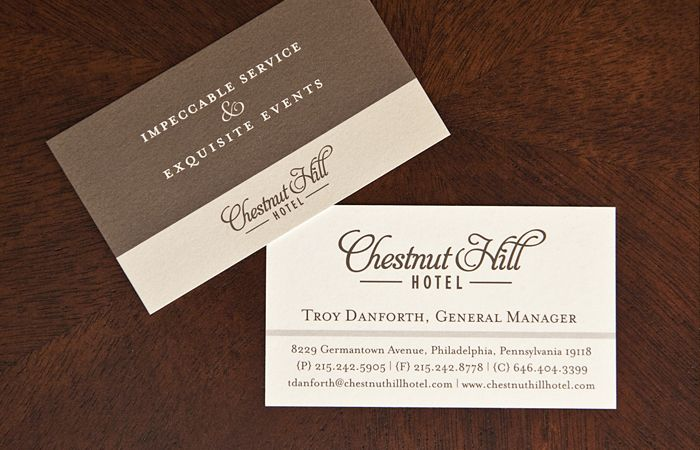 Chestnut Hill Hotel Cwp Design Studio Hotel Chestnut Hill Design
