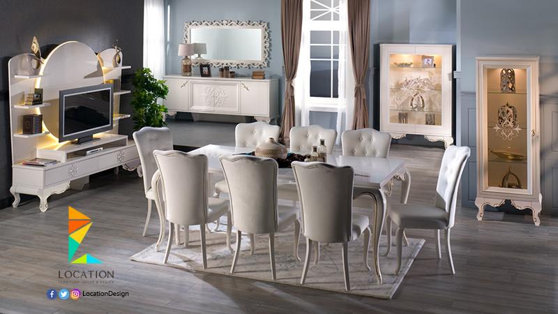 غرف سفره مودرن بتصميمات حديثه 2018 2019 لوكشين ديزين نت Living Room Decor Modern Home Furniture