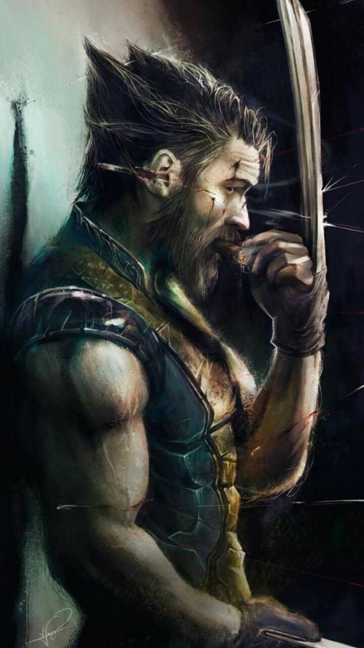 Download Wolverine Wallpaper By Photoshop007 9d Free On Zedge Now Browse Millions Of Popular Black Wallpaper Wolverine Marvel Marvel Comics Wolverine Art