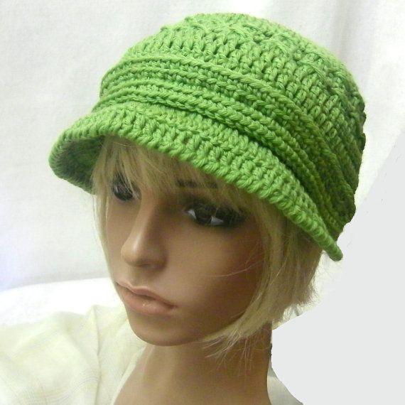 Free Crochet Newsboy Hat Pattern | BettyEllenAtkins | PDF Crochet ...