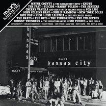 Max's Kansas City: 1976 & Beyond (CD)