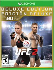 Ea Sports Ufc 2 Deluxe Edition For Xbox One Ea Sports Ufc Ufc Ufc 2