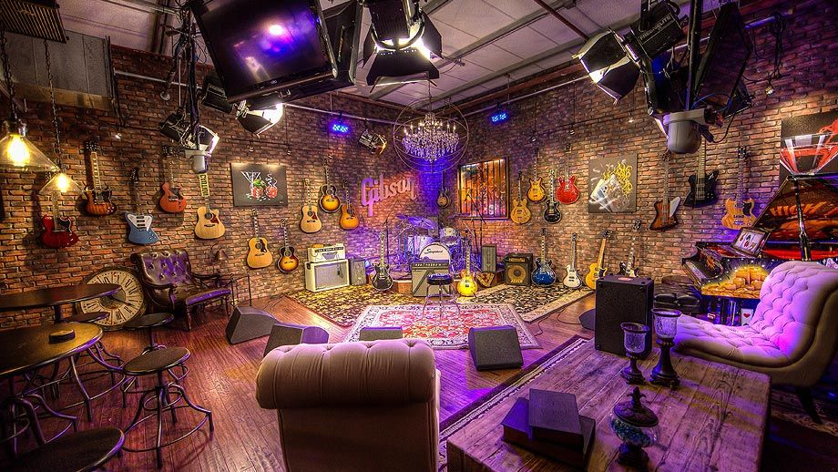 gibson lounge Google Search Gibson