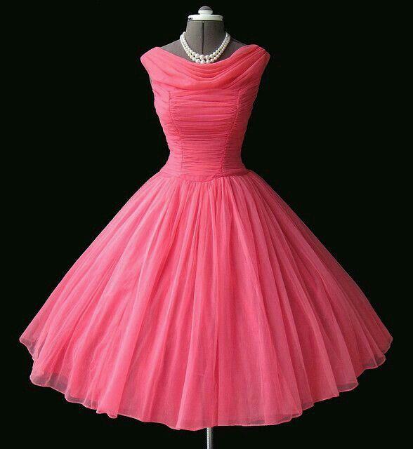 Vestido rosado | Vestidos Super ^o^ | Pinterest | Vestido rosado ...