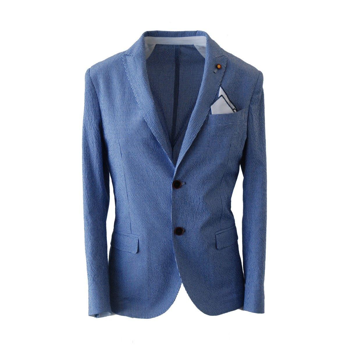 Giacca Roberto P Luxury | Giacca, Monopetto e Blu