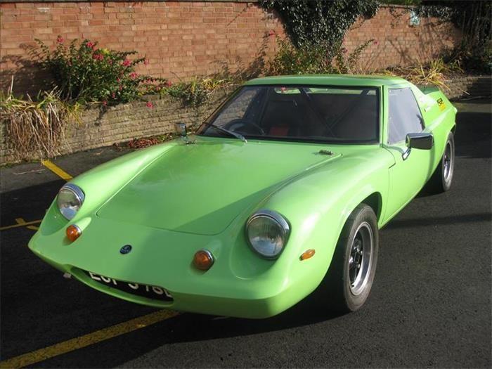 1972 Lotus Europa for Sale | ClassicCars.com | CC-509079
