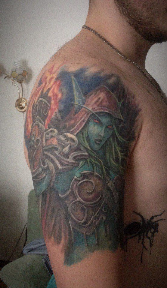 Wow Druid Tattoo tattoo world of...