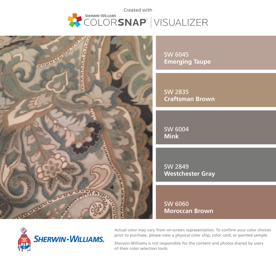 Taupe Exterior House Color Ideas: Pin On Color Scheme