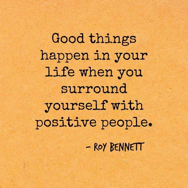 Positive People Quotes Images
