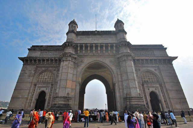 Mumbai's Gateway to India
