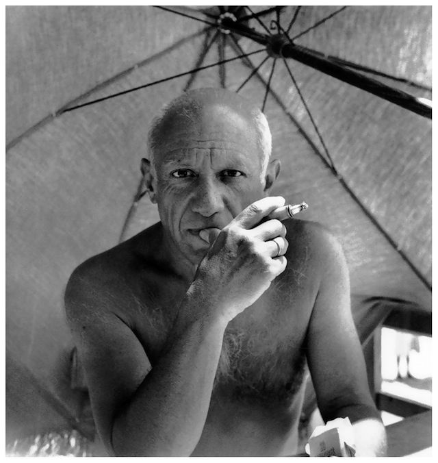 "Remembering Picasso ""Art washes away from the soul the dust of everyday life."""