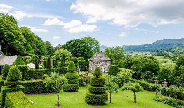 7 beautiful gardens in North Wales