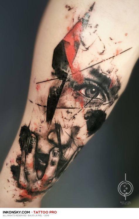 Bajo La Piel #Tattoosforwomen