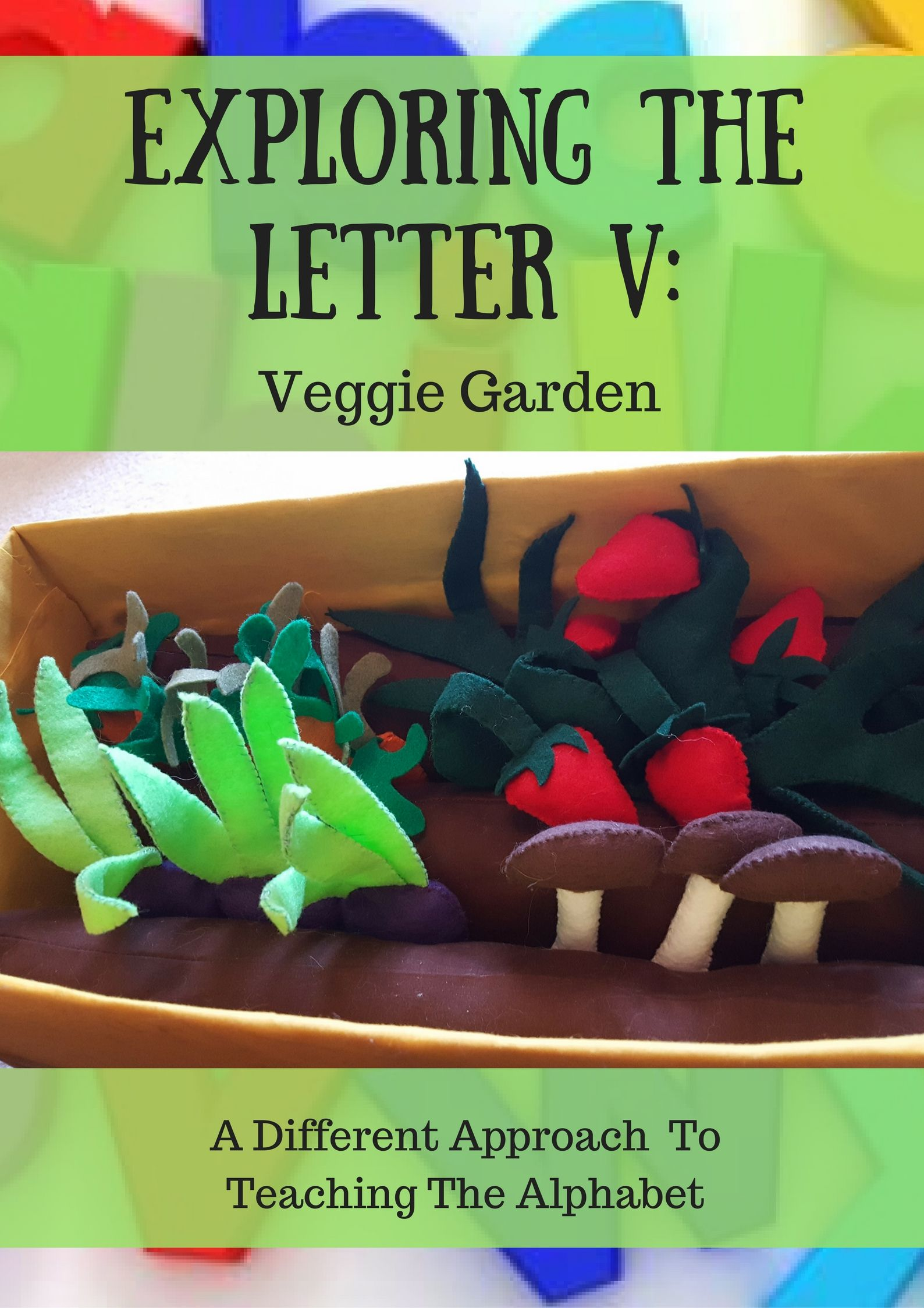 Exploring The Letter V Vegetables Volcanoes And Violins