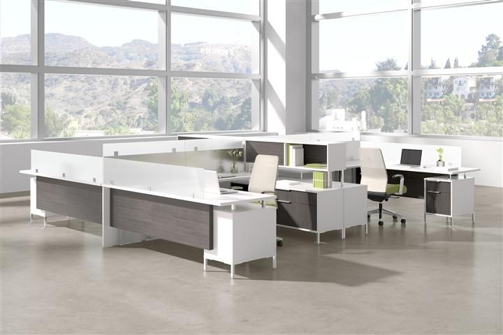 Our Teamworx Collection The Future Of Office Design