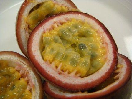 Fruta de la pasión o Gulupa. | Frutas y Semillas | Pinterest