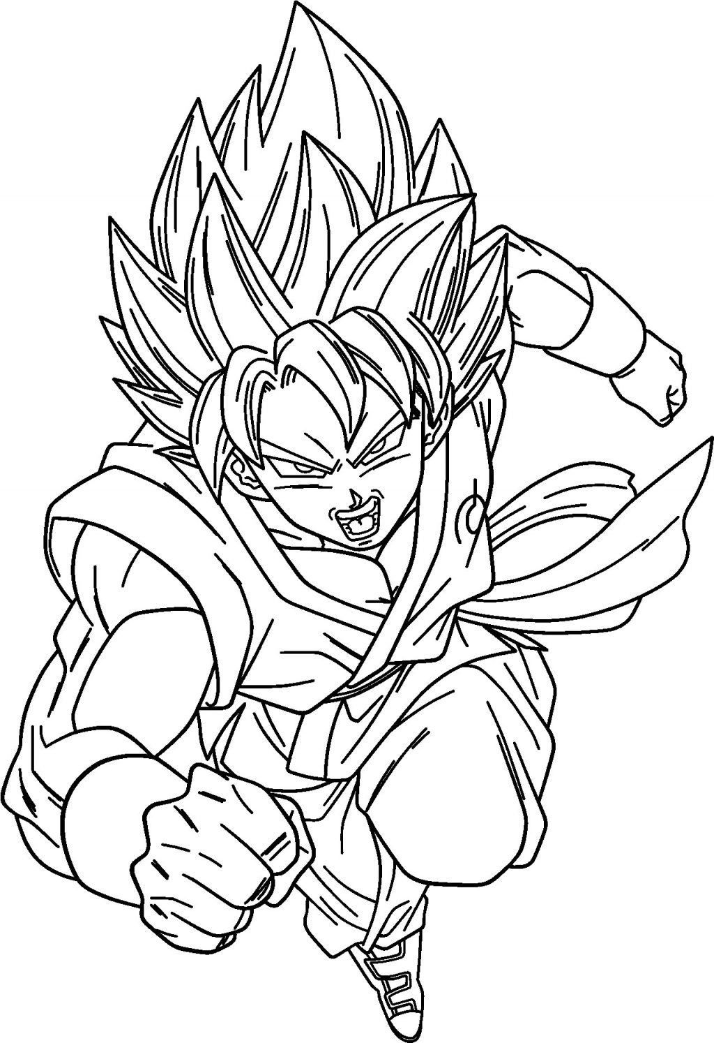 Dragon Ball Coloring Page Youngandtae Com In 2020 Dragon Coloring Page Super Coloring Pages Coloring Books