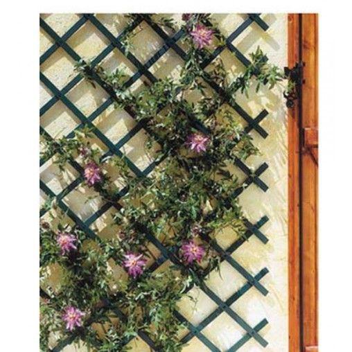 Traliccio legno verde Nortene 2x1h mt