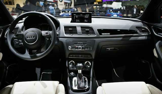 2016 Audi Q3 Interior