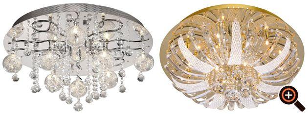 Lampe Wohnzimmer u2013 moderne Beleuchtung mit LED u2013 Deckenleuchten - deckenleuchten wohnzimmer modern