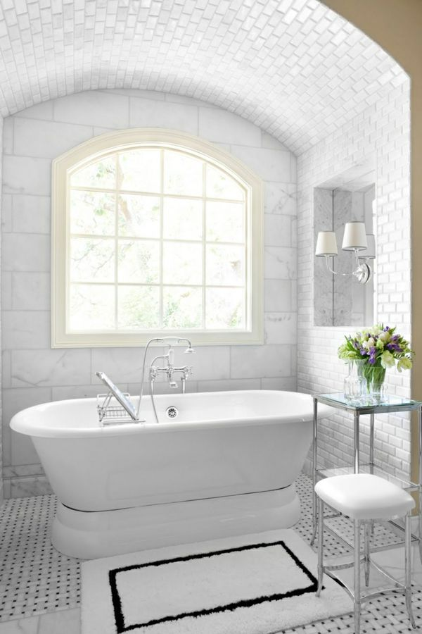 traditional bathroom lighting ideas white free standin. Freestanding Tub In Fully White For Wonderful Traditional Bathroom Design Lighting Ideas Free Standin F