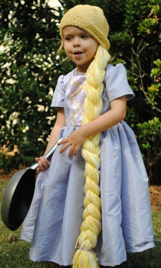 Tangled Rapunzel costume ) --My best friendu0027s little girl. Adorable!!!  sc 1 st  Pinterest & Tangled Rapunzel costume :) --My best friendu0027s little girl. Adorable ...