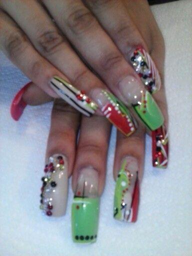 Nails I did