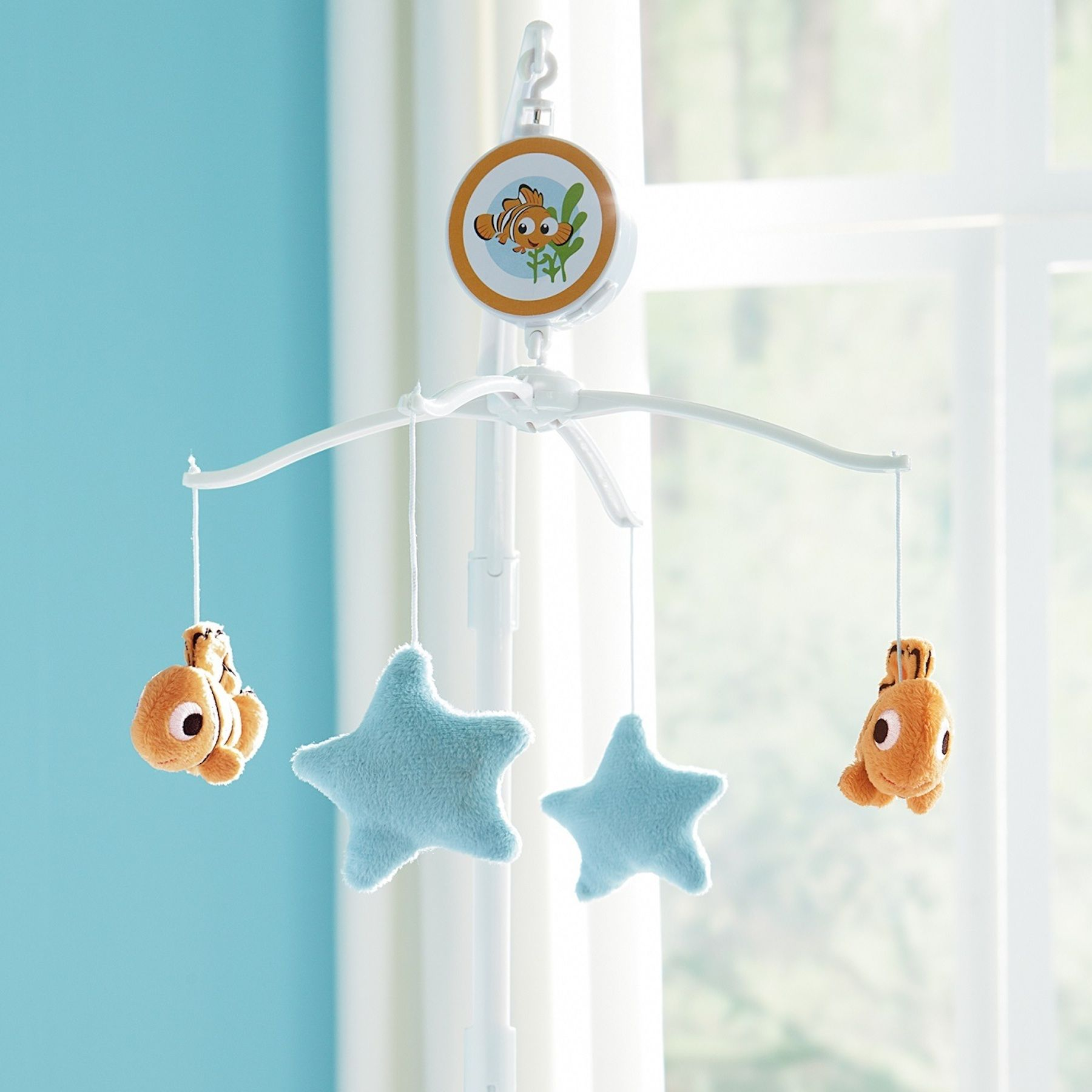 Nemo s reef 4 piece crib bedding set disney baby - Find This Pin And More On Baby Grantzy By Kristilemmon