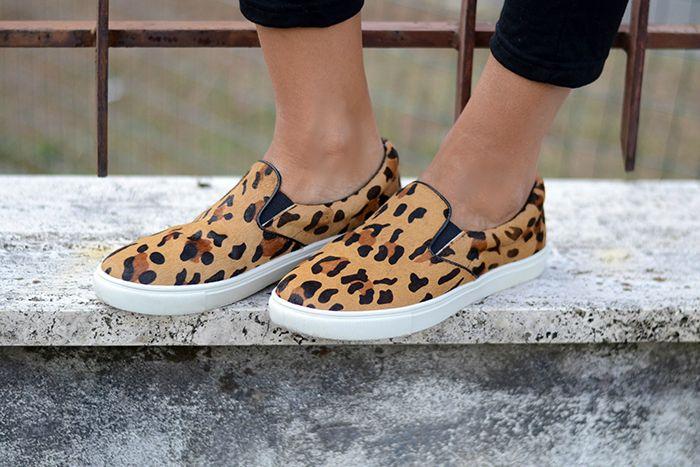 finest selection 06fa0 d8f54 slip on leopardate - leopard slip on steve madden - #sarenza ...